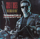 GUNS N' ROSES You Could Be Mine & Civil War PICTURE SLEEVE TERMINATOR 2 record