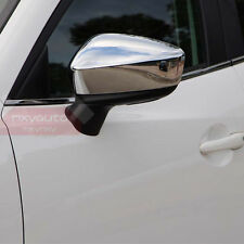 New ABS Chrome Door Side Mirror Cover For Mazda 6 Atenza 2014 2015 2016