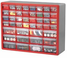 44-Drawer Hardware Craft Cabinet Supply Tools Storage Organizer Box Chest Garage