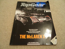 Top Gear Subscribers Edition Magazine October 2012