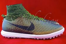 NIKE MAGISTAX PROXIMO TF 718359 301 MEN'S TURF SOCCER SHOE SIZE 10
