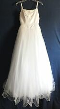 Precious Moments Size 4 Wedding Gown