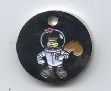 Sandy Cheeks Spongerbob Trolley Token Key Ring Coin Dog Collar Supermarket Golf