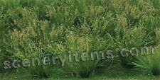 "MP SCENERY Love Grass 5""x6-1/8"" Sheet Architectural Grassland Railroad Layouts"