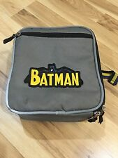 Vintage Style Batman Lunch Box Bag DC Comics Retro