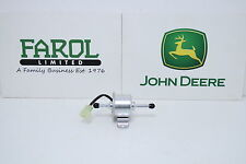 Genuine John Deere Mower Fuel Pump AM876266 Free Postage UK Seller