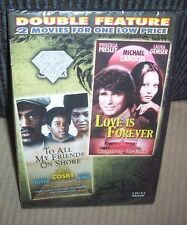 To All My Friends on Shore Bill Cosby Love Is Forever Michael Landon Sealed DVD