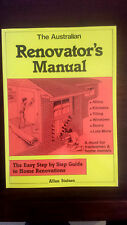 The Australian Renovator's Manual by Allan Staines (Paperback, 1995)