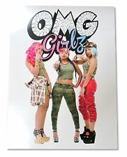 "OMG GIRLZ ""PHOTO"" POSTER NEW OFFICIAL BAND MUSIC"