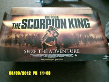 Scorpion King (The Rock) Movie Poster