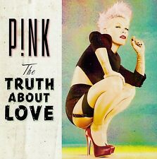 P!NK (PINK) : TRUTH ABOUT LOVE / CD