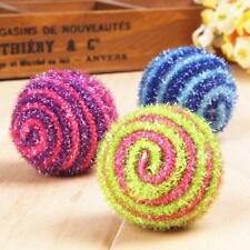 Pet Dog Cat Toy Vogue Balls Run Catch Throw Play Funny Chew Pets Toys Hot Sale