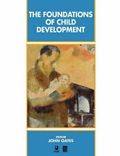 The Foundations of Child Development Very Good Book