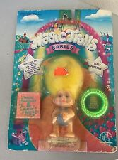 Vintage 1991 # Magic Trolls Babies IDEAL/ Applause HYPATIA FIGURE#MOSC