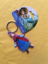 Disney's Frozen Soft Touch PVC Key Ring: Anna