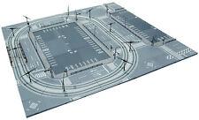 Kato 40-800, N Scale, V50 UNITRAM Street Track Basic Set, 40800