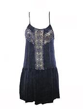 NEW FINN & CLOVER WOMENS TIE DYE RAYON  BOHO DRESS TUNIC SUN SUMMER TOP GOWN XL