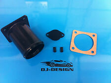 Land Rover Disco 2 TD5 EGR Removal Blanking Kit Mild Steel Zinc and Black