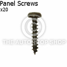Panel Screws Mild Material Thread Peugeot 1007/107/206/207/208 etc 20PK 12113pe