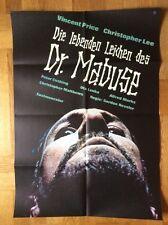 Lebenden Leichen des Dr. Mabuse (Pl. '71) Christopher Lee Vincent Price / Horror