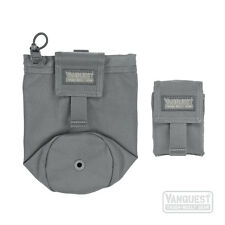 Vanquest Small ISOPod 2.0 ben 2 Rolly Poly Dump Pouch Wolf Grey Gray