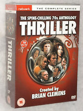 Thriller Serie Completa Collection Brian Clemens - 16 DVD Cofanetto