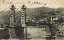 CPA Aurec - (Haute-Loire) - La pont sur la Loire (170199)