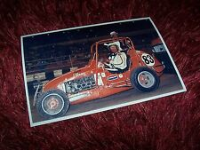 Photo  Anthony Joseph FOYT  USAC Silver Crown 1972 Winner //