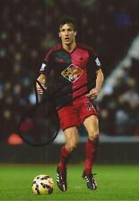 SWANSEA: JACK CORK SIGNED 6x4 ACTION PHOTO+COA