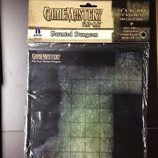 Paizo GameMastery Flip-Mat - Haunted Dungeon OOP New in Pack Pathfinder D&D