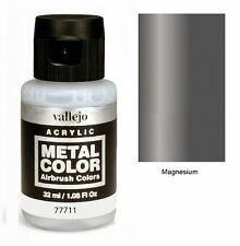 VALLEJO METAL COLOURS - VAL77711 - Metal Color - Magnesium 32ml