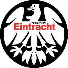 "Eintracht Frankfurt Germany Soccer Football Bumper Sticker Decal 5"" x 5"""