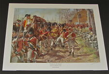 Don Troiani - Parker's Revenge - Collectible Rev War Print