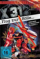 DVD NEU/OVP - X 312 - Flug zur Hölle - Thomas Hunter & Gila von Weitershausen