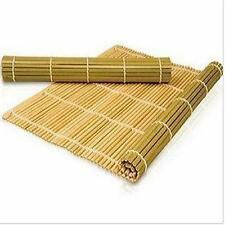 Simple Healthy Korea Japan Home DIY Kitchen Bamboo Sushi Mat Sushi Roll Maker