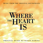 Where The Heart Is-2000-Score-Orig Movie Soundtrack- CD