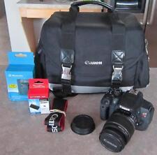Canon EOS Rebel T5i 18.0 MP DSLR Camera  EF-S IS STM 18-55mm Lens