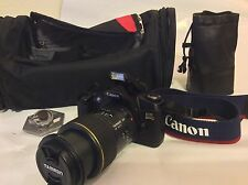 Canon Rebel G EOS Camera  w/ Tamron 90 mm F/2.8 SP Macro 1:1 72E AF Lens bundle