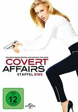 3 DVD-Box ° Covert Affairs - Staffel 1 ° NEU & OVP