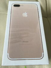 (NEW & SEALED) APPLE iPHONE 7 PLUS (FACTORY UNLOCKED) 256GB GOLD GSM SMARTPHONE