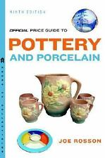 The Official Price Guide to Pottery and Porcelain, 9th Edition (Official Price G