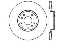 Disc Brake Rotor-High Performance Drilled and Slotted fits 04-07 Mazda RX-8