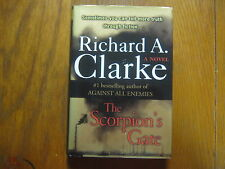 """RICHARD  A. CLARKE  Signed   Book (""""THE  SCORPION'S  GATE""""-2005  First  Edition)"""