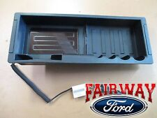 09 thru 17 F150 OEM Genuine Ford Console Wireless Cell Phone Charger Tray System