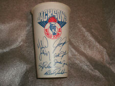 Rare Michael Jackson World Tour 1984 Solo Cup 6 inches