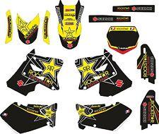 MX Dekor Rockstar Suzuki RM 125/250 ab 2003 Full Kit