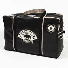Boston Bruins Original 6 Vintage Logo HOCKEY EQUIPMENT BAG Senior Sher-Wood NEW