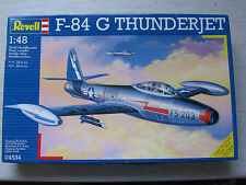 Revell 04534 F-84G Thunderjet 1:48 neu Kombiversand möglich
