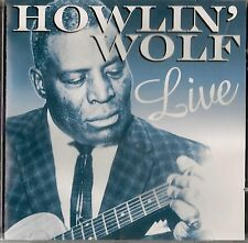 "Howlin' Wolf ""Live"" NEW & SEALED CD - 19 Tracks - 1st Class Post From The UK"