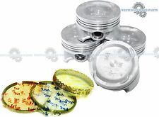 NEW 96-00 Honda Civic Del Sol 1.6 D16Y5 D16Y7 D16Y8 P2P P2E Pistons & Rings Set